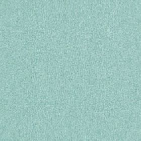Melody - Mineral Blue - Very subtly speckled fabric made from icy blue and jade green coloured 100% polyester