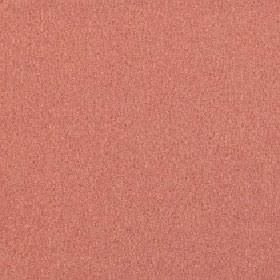 Melody - Burnt Orange - Fabric made from very softly, subtly speckled 100% polyester in a combination of light orange and salmon pink shades
