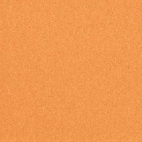 Melody - Henna - Pumpkin orange coloured 100% polyester fabric featuring some almost imperceptible lighter coloured speckles