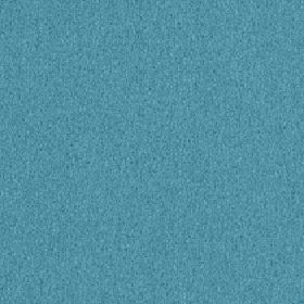 Melody - Kingfisher Blue - Turquoise coloured 100% polyester fabric finished with a very tiny, subtle speckled effect