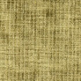Mercardo - Lime - Light and dark shades of olive green creating a patchily coloured effect on cotton and viscose blend fabric