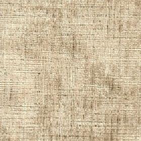 Mercardo - Cream - Parchment effect cream and brown-beige coloured fabric made from patchily coloured cotton and viscose