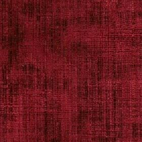Mercardo - Claret - Luxurious claret coloured, slightly patchy, subtly vertically striped cotton and viscose blend fabric