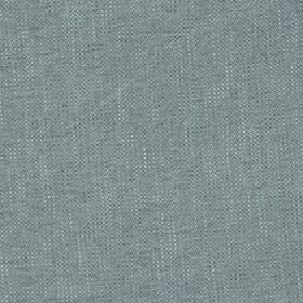 Delano - Blue Haze - Mid-grey polyester, cotton, viscose and linen blend fabric featuring a few white flecks and a subtle green tinge
