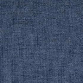 Belvedere - Dusk Blue - Plain denim blue coloured fabric made from 100% polyester