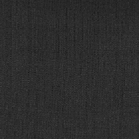 Belvedere - Jet - Graphite grey coloured fabric made entirely from unpatterned polyester
