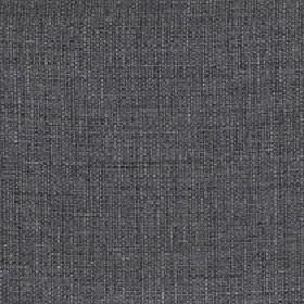Belvedere - Dark Slate - 100% polyester fabric woven using threads in battleship and cement shades of grey