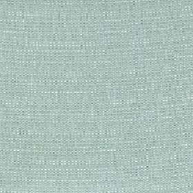 Belvedere - Blue Haze - Seafoam and white coloured threads woven together into fabric made entirely from polyester