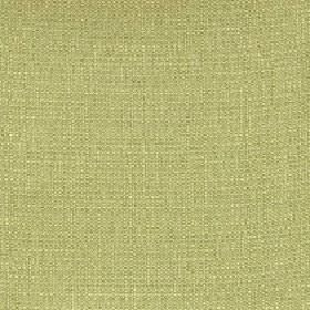 Belvedere - Willow - 100% polyester fabric woven from light yellow and apple green coloured threads