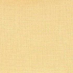 Belvedere - Lemon - 100% polyester fabric made in a flat, light shade of butter yellow