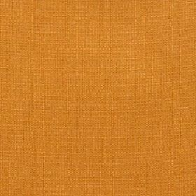 Belvedere - Topaz  - Mandarine coloured fabric made from unpatterned 100% polyester