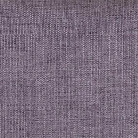 Belvedere - Aubergine - Light shades of purple and grey blended together to create a plain fabric with a 100% polyester content