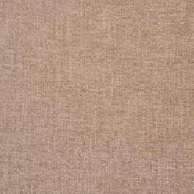 Delano - Chinchilla - A light, creamy shade of brown covering fabric made from polyester, cotton, viscose and linen