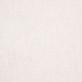 Delano - Snow Drop - Oyster white coloured fabric made from a blend of polyester, cotton, viscose and linen