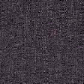 Delano - Dark Slate - Fabric made from very slightly patchy polyester, cotton, viscose and linen in two similar very dark shades of grey