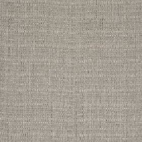 Belvedere - Feather Grey - 100% polyester fabric made using light grey and off-white coloured threads