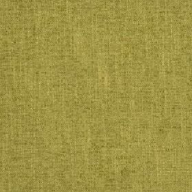 Delano - Lime - Slightly patchy lime green coloured fabric made from 38% polyester, 31% cotton, 21% viscose and 10% linen