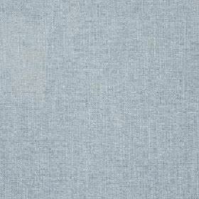 Delano - Surf - Very pale shades of blue and grey blended together into a plain fabric with a polyester, cotton, viscose and linen blend