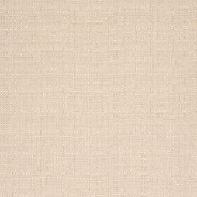 Belvedere - Ivory - Plain light beige coloured fabric made entirely from polyester