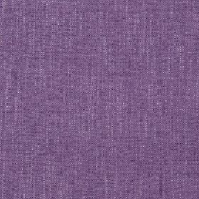 Delano - Pansy - Fabric made from vivid Royal purple coloured polyester, cotton, viscose and linen with a few lighter coloured streaks