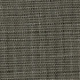 Nova - Steel Grey - Fabric made from a blend of cotton and linen in a colour that's a blend of dusky green and grey