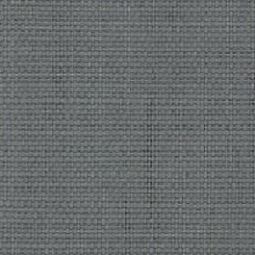 Nova - Silver Grey - Iron grey coloured cotton and linen blend fabric featuring a very subtle blue tinge
