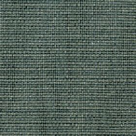 Nova - Graphite - Light dusky green coloured fabric made from cotton and linen with a few white and dark grey coloured flecks