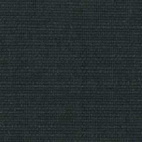 Nova - Charcoal - Cotton and linen blend fabric made in such a dark shade of green that it almost appears black