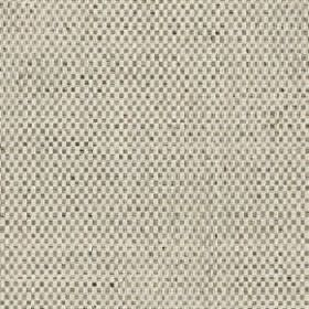 Nova - Calico - Cream and beige coloured cotton and linen blend threads woven into a fabric with no other pattern