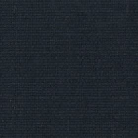Nova - Navy - Charcoal coloured fabric made from an unpatterned blend of cotton and linen