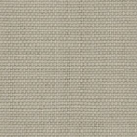 Nova - Stone - Beige coloured fabric woven from a blend of cotton and linen