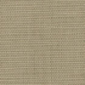 Nova - Almond - Fabric woven from dull green-gold coloured threads made from cotton and linen