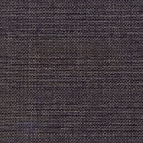 Odin - Bracken - Very dark grey coloured polyester and cotton blend fabric featuring a few threads in a dark brown colour