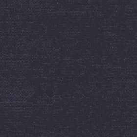 Odin - Jet - Unpatterned polyester and cotton blend fabric made in a flat shade of very dark midnight blue mixed with grey