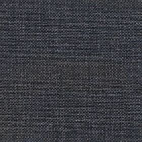 Odin - Dark Smoke - Dark and light shades of grey woven into a polyester and cotton blend fabric