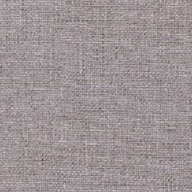 Odin - Opal Grey - Polyester and cotton blend fabric woven using threads in light grey and dark beige shades