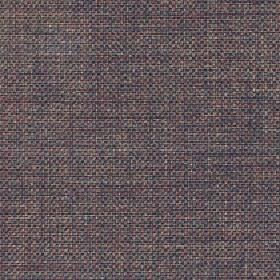 Odin - Zinc - Fabric woven from polyester and cotton blend threads in very dark, dusky shades of red, blue, green-gold and grey