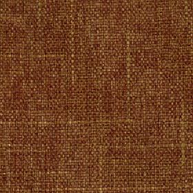 Palamino - Cinnamon - Warm copper and red shades blended together into a slightly streaky, patchily coloured polyester and viscose fabric