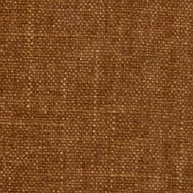 Palamino - Chutney - Burnt orange, cream and bronze coloured threads woven together into a patchily coloured polyester and viscose fabric
