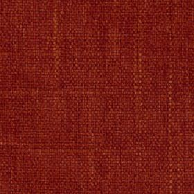Palamino - Canyon - Fabric made from blood red coloured polyester and viscose, woven with a few subtle dark orange coloured threads