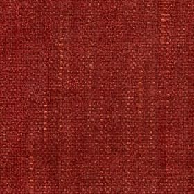 Palamino - Strawberry - A few salmon pink coloured threads woven through a burgundy coloured fabric made from a blend of polyester & viscose