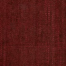 Palamino - Crimson - Polyester and viscose blend fabric made with a few light threads running through subtle shaded deep burgundy colours