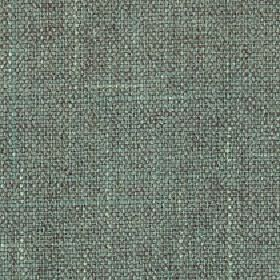 Palamino - Arctic - Cream coloured threads creating a subtle flecked design on polyester and viscose fabric blended from jade green & grey
