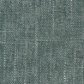 Palamino - Sky - Dusky green, grey and white coloured polyester & viscose blend threads woven into a fabric made from polyester & viscose