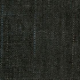Palamino - Onyx - Fabric woven in very dark shades of green and grey from a blend of polyester and viscose, with a few light grey threads