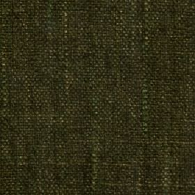 Palamino - Olive - Dark and light shades of forest green woven together to create a slightly patchy polyester and viscose blend fabric