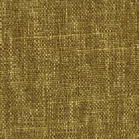 Palamino - Moss - Slightly patchily coloured fabric featuring a woven design in kiwi green and khaki with a polyester and viscose blend