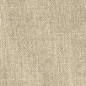 Palamino - String - Fabric woven from biscuit and cream coloured polyester and viscose blend threads