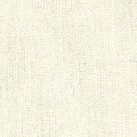 Palamino - Swan - Off-white and very pale green-beige coloured fabric made with an 89% polyester and 11% viscose content