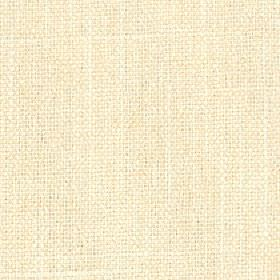 Palamino - Cream - Polyester and viscose blend fabric made in light yellow with a few subtle white streaks woven through